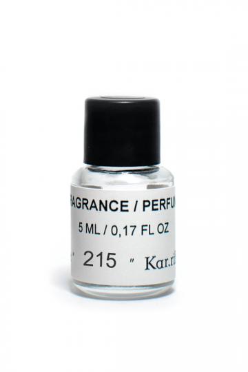 Fragrance № 215, спрей для текстиля, e 50 ml