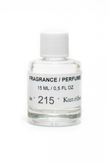 Fragrance № 215, тростниковый диффузор, e 100 ml