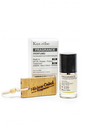 Автоароматизатор Fragrance №220, e 10 ml