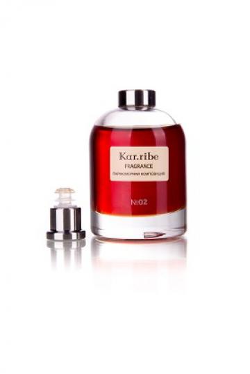 """Парфюмерная композиция """"Kar.ribe 02"""", e 50 ml"""