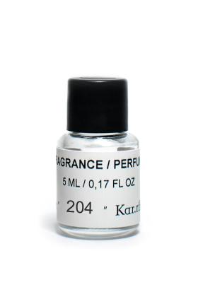 Fragrance № 204, e 5 ml