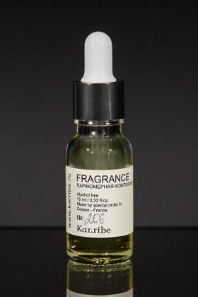Fragrance № 206, e 10 ml