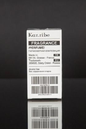 """Парфюмерная композиция """"Kar.ribe 02"""", e 15 ml"""