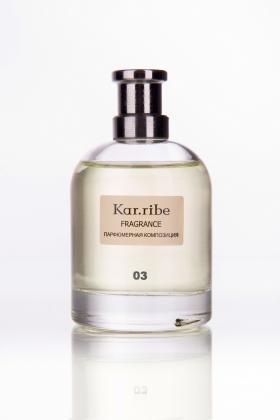 """Парфюмерная композиция """"Kar.ribe 03"""", e 50 ml"""